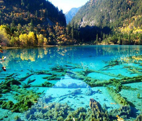 5th Huahai, Jiuzhaigou, Sichuan, China
