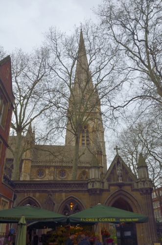 St. Mary Abbots Parish Church
