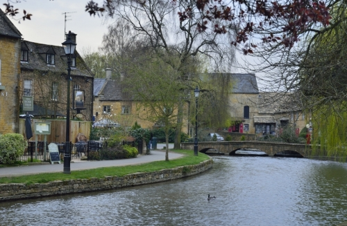 Bourton-in-the-Water