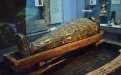 Mummy of ancient Egyptian priest Hornedjitef