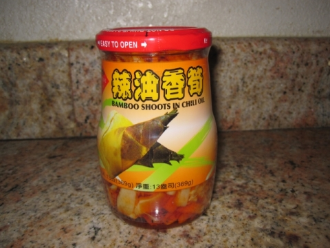 Imperial Taste Brand Bamboo Shoots in Chilli Oil