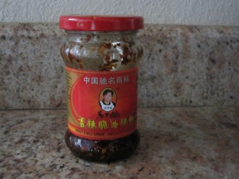 Old God-Mother Oil Chili Chinese chili sauce