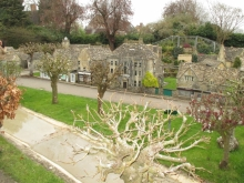Bourton-in-the-Water model village
