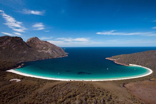 Wine Glass Bay, Australia